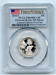 2018 S 25C Silver Pictured Rocks Quarter PCGS PR69DCAM FS Limited Edition