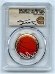 2020 S 50C Colorized Basketball Commemorative PCGS PR70DCAM FDOI Tracy McGrady