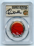 2020 S 50C Colorized Basketball Commemorative PCGS PR70DCAM FDOI Chris Mullin