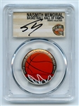 2020 S 50C Colorized Basketball Commemorative PCGS PR70DCAM FDI Shaquille ONeal